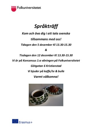 Språkcaffé affisch_Citizens_First